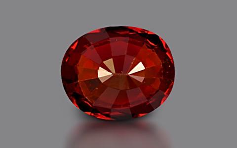 Hessonite - 5.77 carats