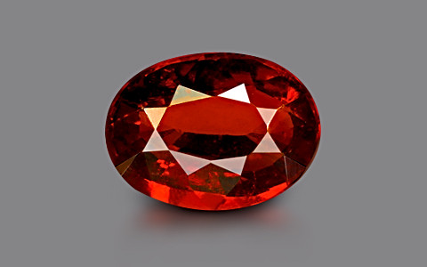 Hessonite - 6.19 carats
