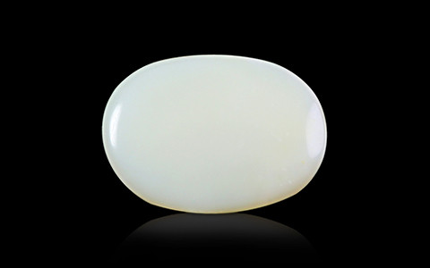 White Opal - 6.77 carats