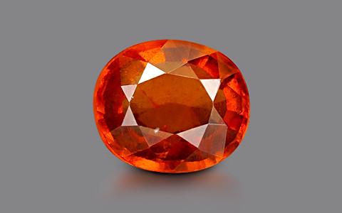 Hessonite - 3.44 carats