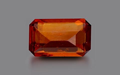 Hessonite - 3.17 carats