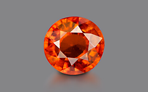 Hessonite - 3.18 carats