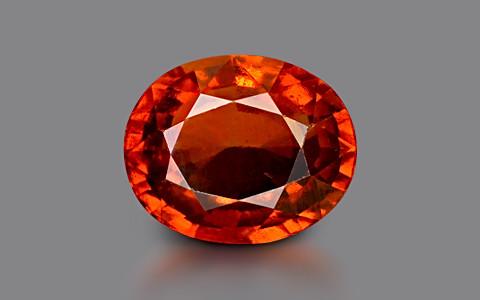 Hessonite - 4.20 carats
