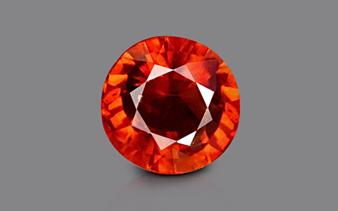 Hessonite - 3.74 carats