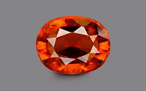 Hessonite - 3.70 carats