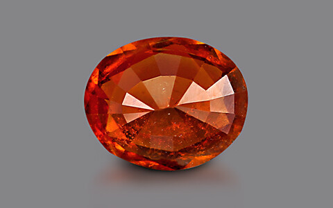 Hessonite - 4.50 carats