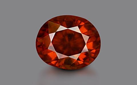 Hessonite - 4.18 carats