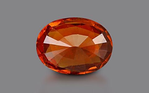Hessonite - 3.72 carats