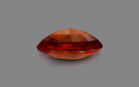 Hessonite - 4.39 carats