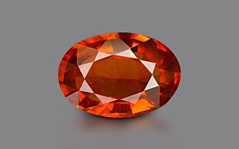 Hessonite - 4.03 carats