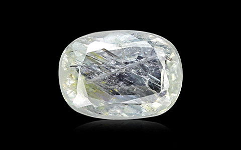 White Sapphire - 5.38 carats