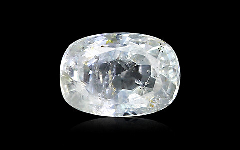 White Sapphire - 4.12 carats