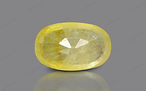 Yellow Sapphire - 3.25 carats