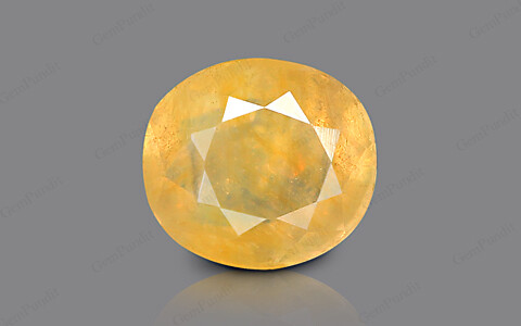 Yellow Sapphire - 3.43 carats