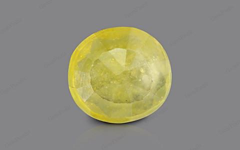 Yellow Sapphire - 3.66 carats