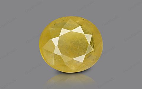 Yellow Sapphire - 3.42 carats