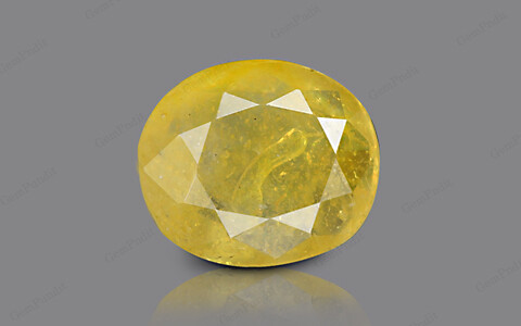 Yellow Sapphire - 2.86 carats
