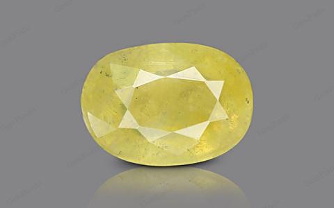 Yellow Sapphire - 4.52 carats