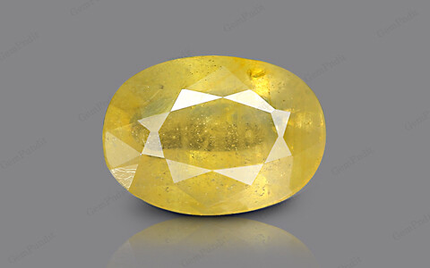 Yellow Sapphire - 3.45 carats