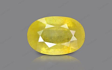 Yellow Sapphire - 4.19 carats