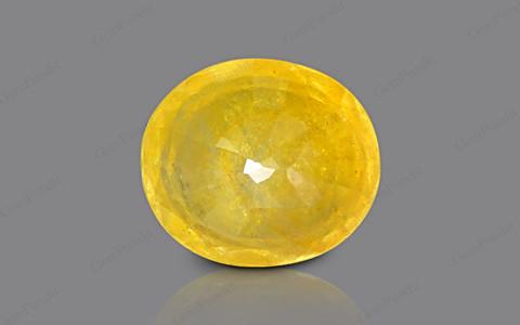 Yellow Sapphire - 3.57 carats