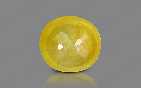 Yellow Sapphire - 3.74 carats