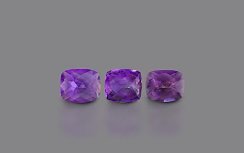 Amethyst Set - 13.44 carats