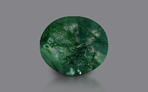 Moss Agate - 4.81 carats