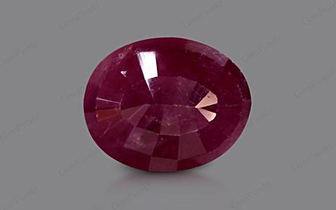Ruby - 6.74 carats