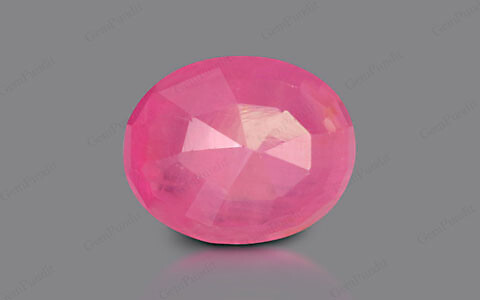 Ruby - 4.55 carats