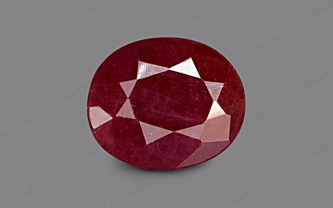 Ruby - 4.70 carats