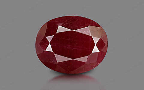 Ruby - 4.67 carats