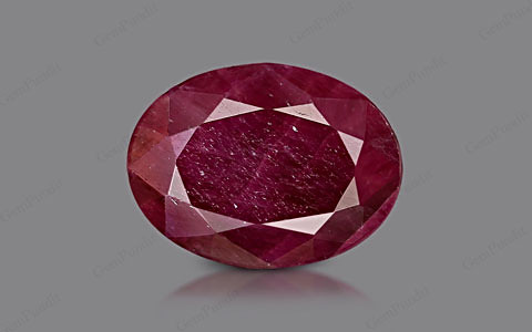 Ruby - 9.97 carats