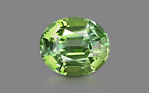 Green Tourmaline - 7.94 carats