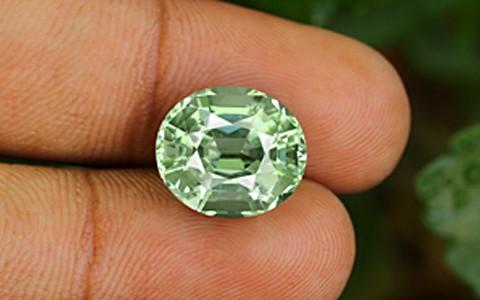 Green Tourmaline - 9.96 carats