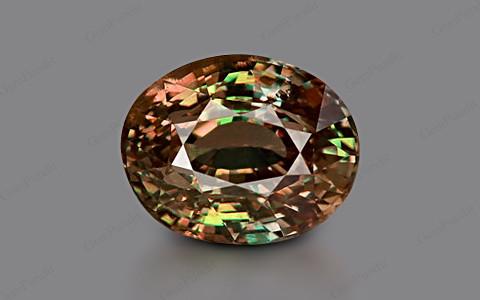 Alexandrite - 3.02 carats