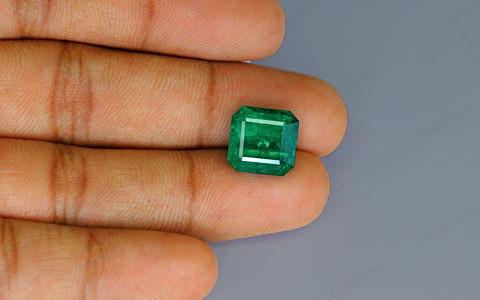 Emerald - 8.62 carats