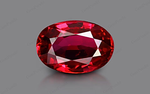 Pigeon Blood Ruby - 1.20 carats