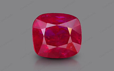 Pigeon Blood Ruby - 4.12 carats