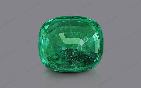 Emerald - 6.86 carats