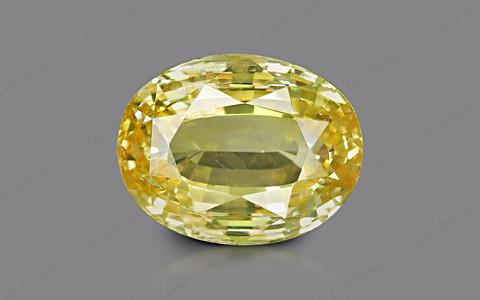 Yellow Sapphire - 13.73 carats