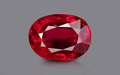 Ruby - 0.66 carats