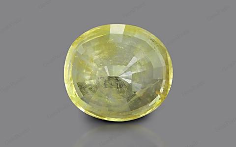 Yellow Sapphire - 33.43 carats