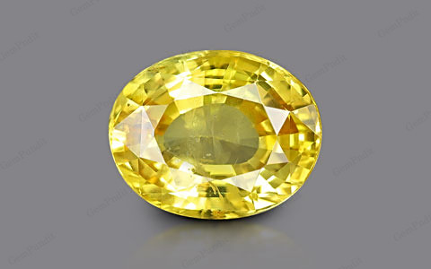 Yellow Sapphire - 10.01 carats