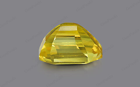 Yellow Sapphire - 6.95 carats