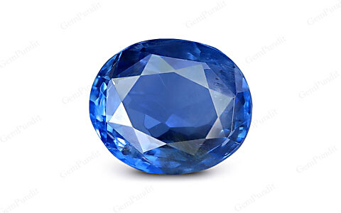 Blue Sapphire - 3.46 carats