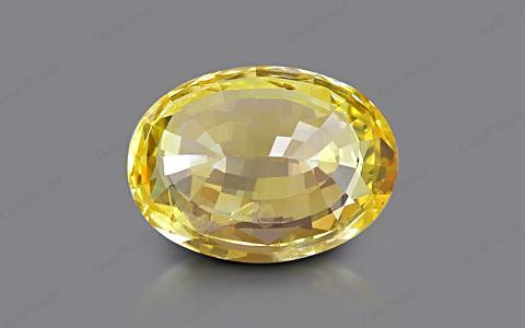 Yellow Sapphire - 10.08 carats