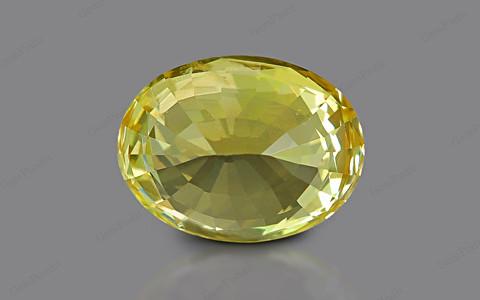 Yellow Sapphire - 10.33 carats