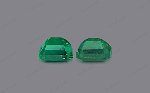 Emerald Pair - 8.93 carats
