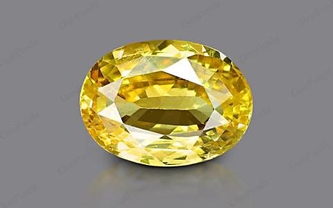Yellow Sapphire - 5.09 carats